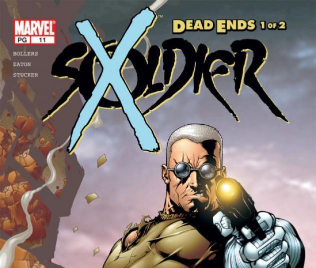 Soldier X #11