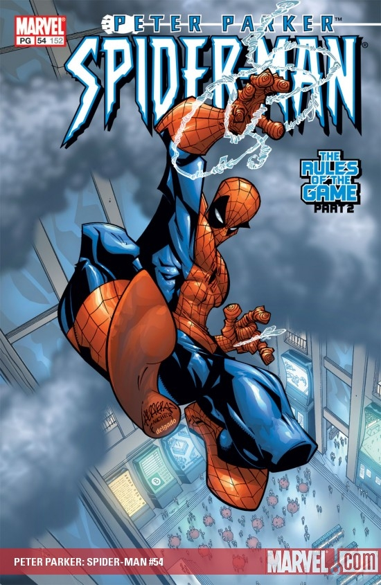 Peter Parker: Spider-Man (1999) #54