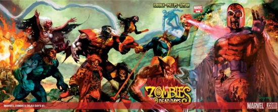 Marvel Zombies: Dead Days (2007) #1