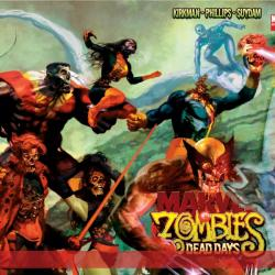 MARVEL ZOMBIES: DEAD DAYS #1