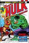 INCREDIBLE HULK #177 COVER