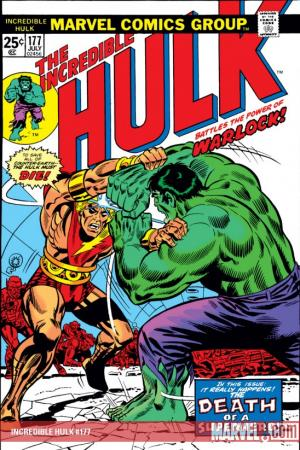 Incredible Hulk #177