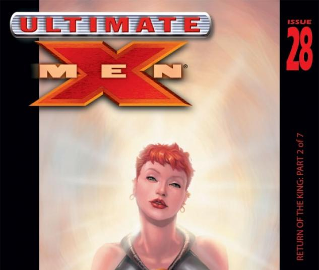 ULTIMATE X-MEN #28
