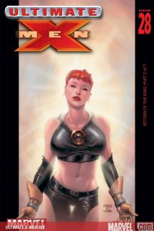 Ultimate X-Men Vol. 6: Return of the King (Trade Paperback)