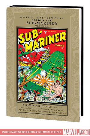 Marvel Masterworks: Golden Age Sub-Mariner Vol. 2 (2007)