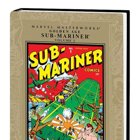 MARVEL MASTERWORKS: GOLDEN AGE SUB-MARINER VOL. 2 #0