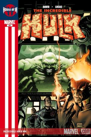 Hulk (1999) #84 (Limited Edition)