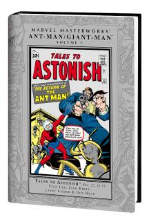 Marvel Masterworks: Ant-Man/Giant-Man Vol. (Hardcover)