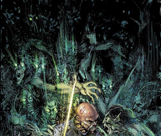 TOMB OF DRACULA (2005) #3 COVER