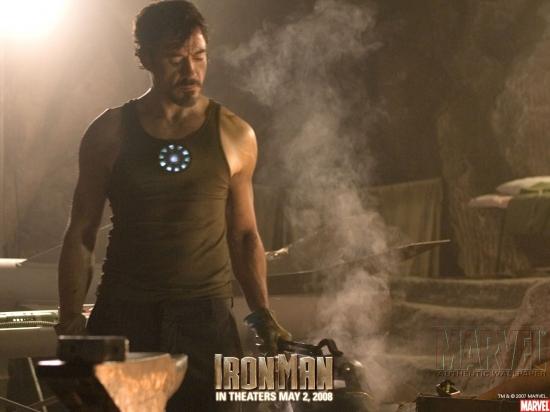 Iron Man Movie: Tony Stark #1