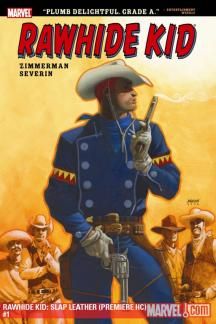 Rawhide Kid: Slap Leather (Hardcover)