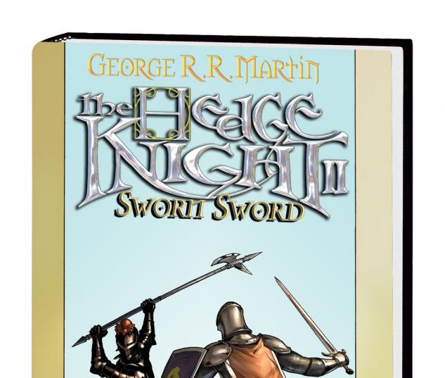 HEDGE KNIGHT II: SWORN SWORD PREMIERE HC  #0
