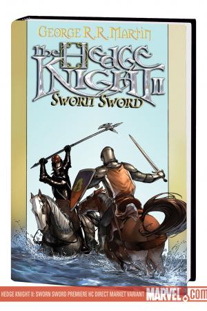 Hedge Knight II: Sworn Sword (Hardcover)