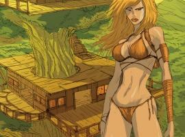Women of Marvel Digital #5 Cover