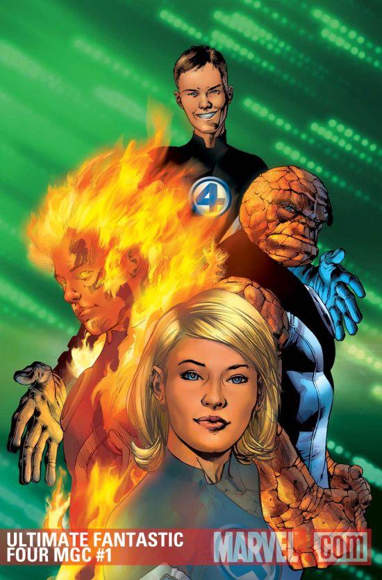 Ultimate Fantastic Four MGC (2000) #1