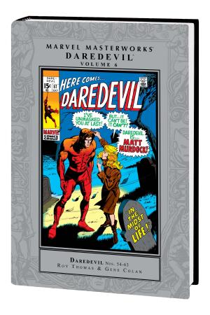 MARVEL MASTERWORKS: DAREDEVIL VOL. 6 HC (Hardcover)