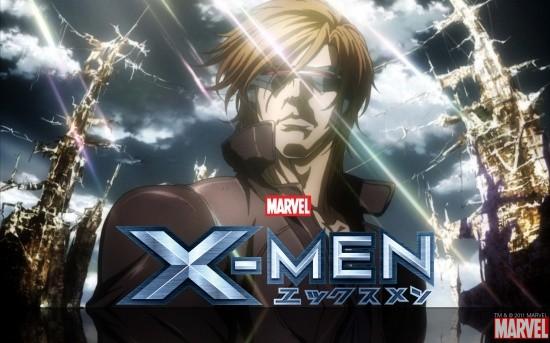 X-Men anime series wallpaper #1