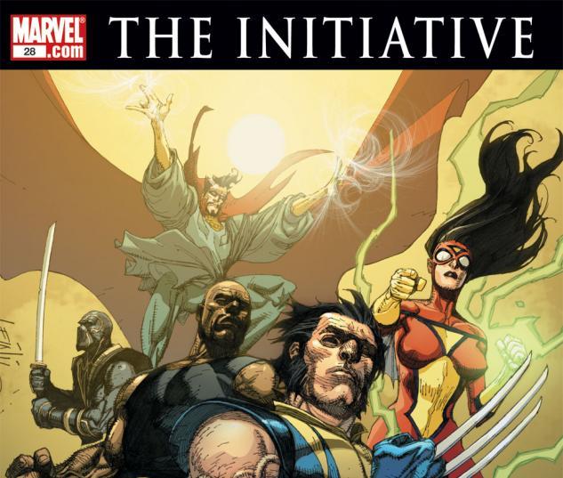 New Avengers (2004) #28
