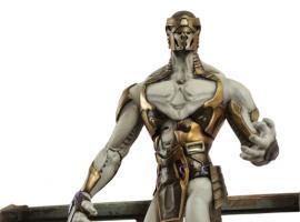 Loki's army member figure from Diamond Select Toys