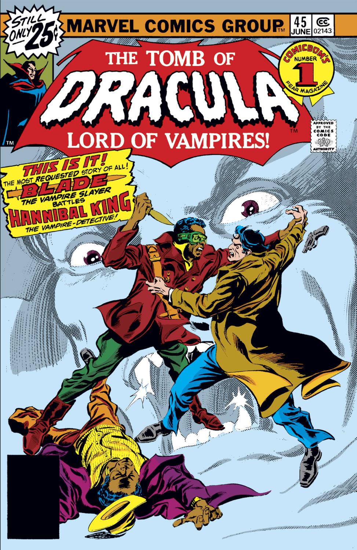 Tomb of Dracula (1972) #45