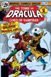 Tomb of Dracula (1972) #45 Cover