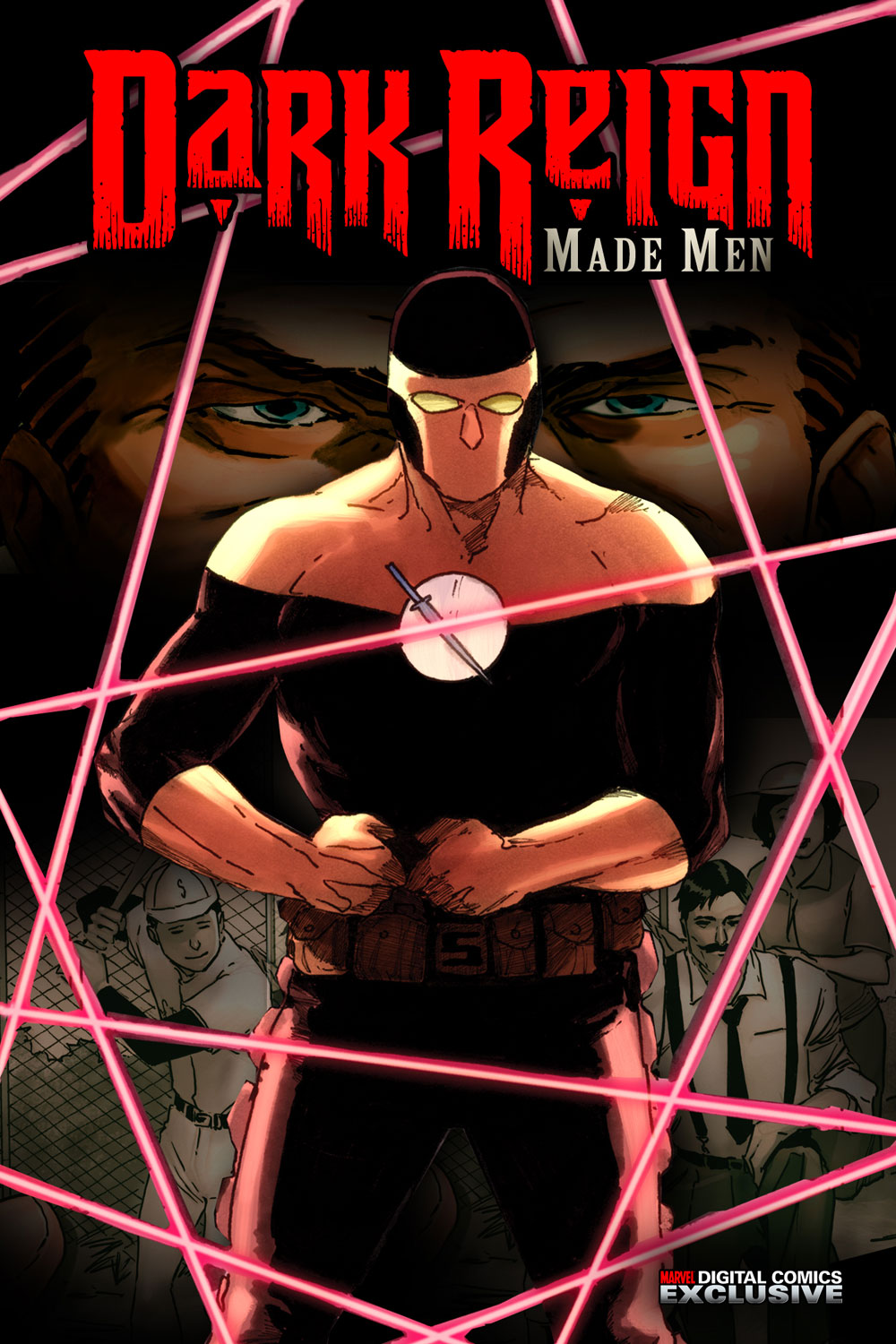 Dark Reign: Made Men - Spymaster (2009) #1