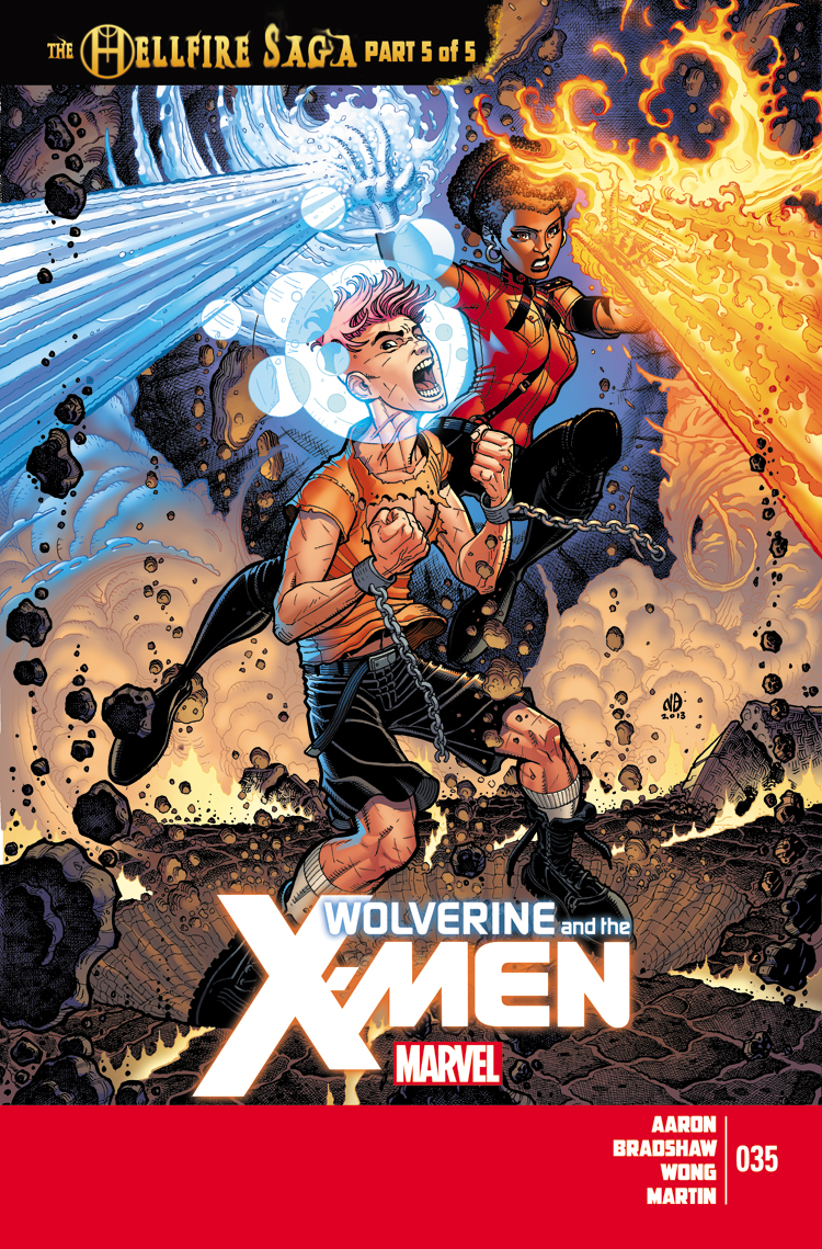 Wolverine & the X-Men (2011) #35