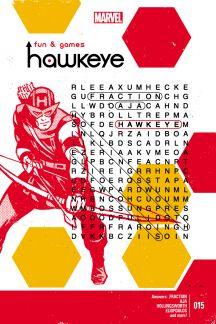 Hawkeye (2012) #15