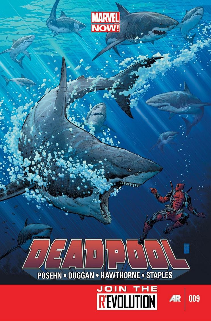 Deadpool (2012) #9