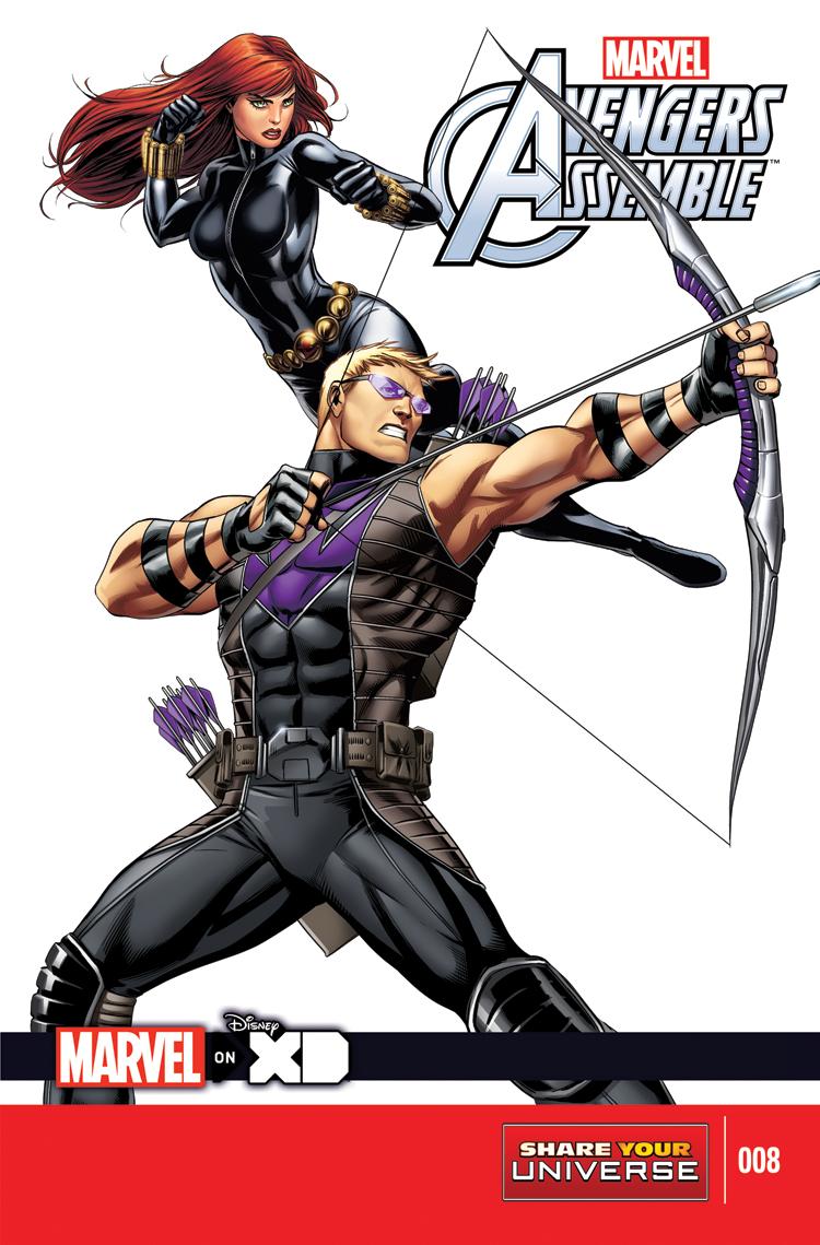 Marvel Universe Avengers Assemble (2013) #8