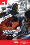 ALL-NEW CAPTAIN AMERICA: FEAR HIM 1