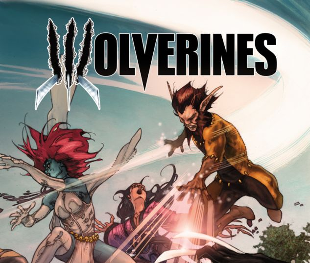 WOLVERINES 8 (WITH DIGITAL CODE)