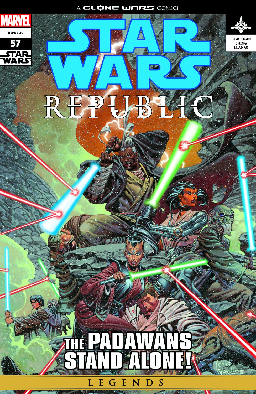 Star Wars: Republic (2002) #57
