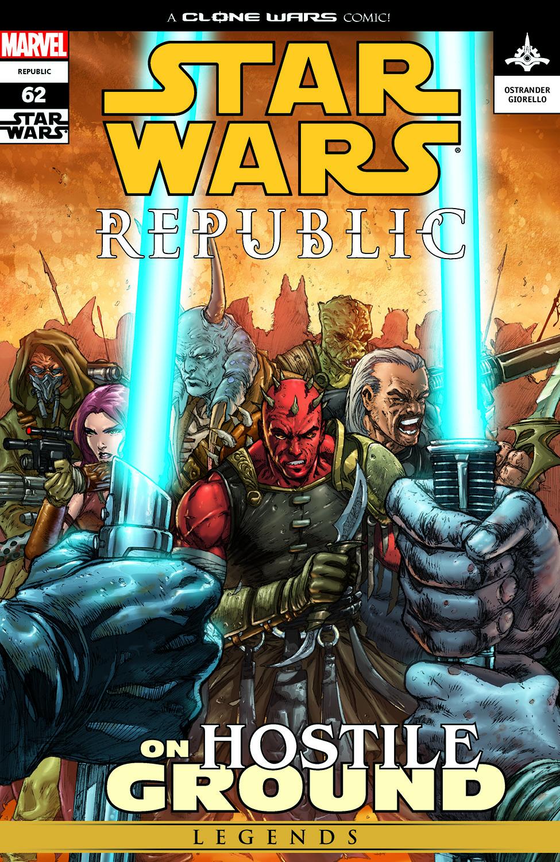 Star Wars: Republic (2002) #62