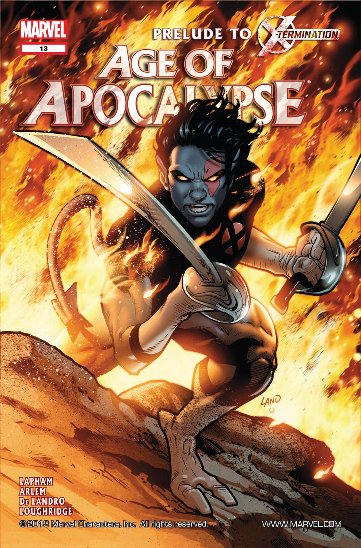 Age of Apocalypse (2011) #13