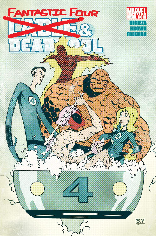 Cable & Deadpool (2004) #46