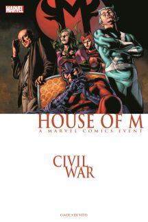 Civil War: House of M (Trade Paperback)