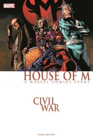 Civil War: House of M (Trade Paperback)