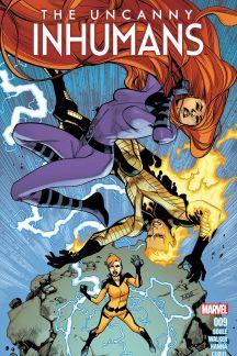 Uncanny Inhumans (2015) #9