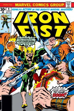 Iron Fist (1975) #9