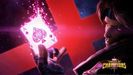 Marvel Contest of Champions Gambit Spotlight