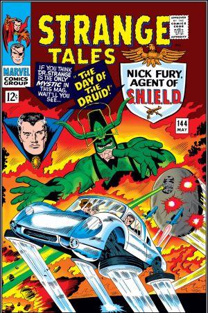 Strange Tales (1951) #144