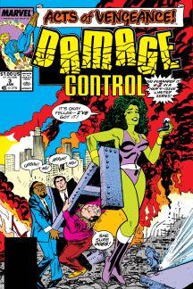 Damage Control #3