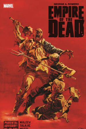 George Romero's Empire of the Dead (Hardcover)