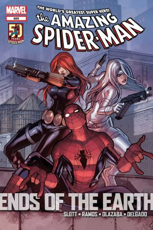 Amazing Spider-Man #685