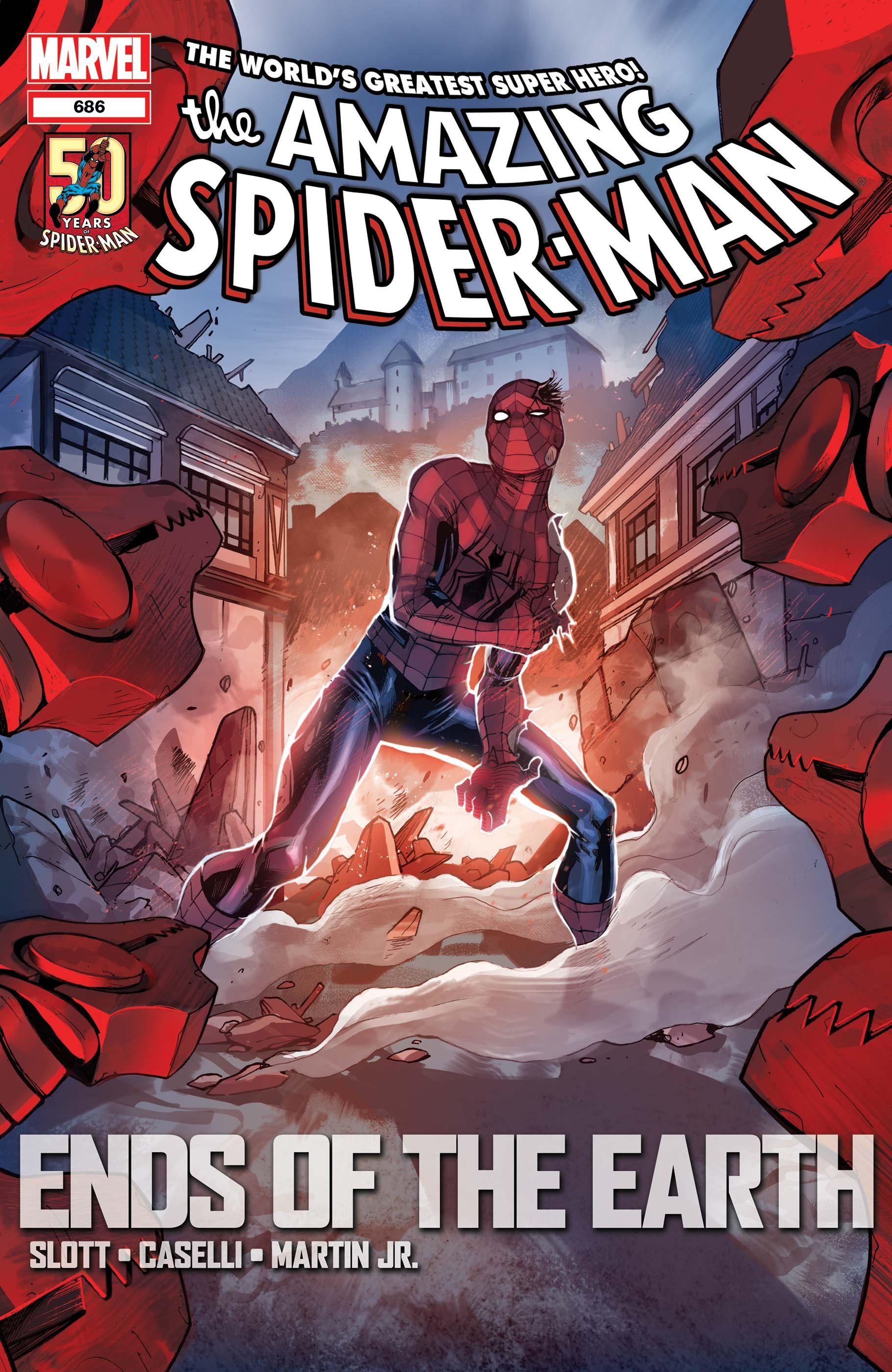 Amazing Spider-Man (1999) #686