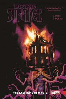 Doctor Strange Vol. 2: The Last Days of Magic (Hardcover)