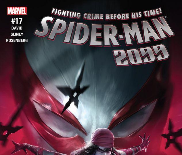 Spider-Man 2099 (2015) #17
