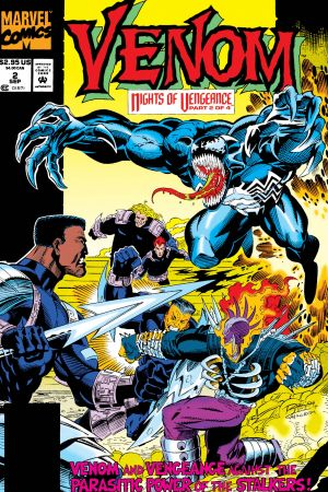 Venom: Nights Of Vengeance (1994) #2