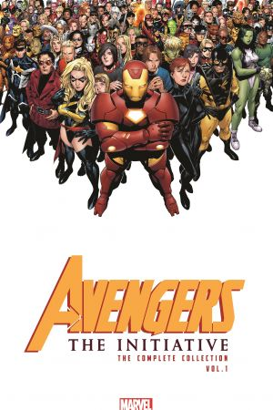 Avengers: The Initiative - The Complete Collection Vol. 1 (Trade Paperback)